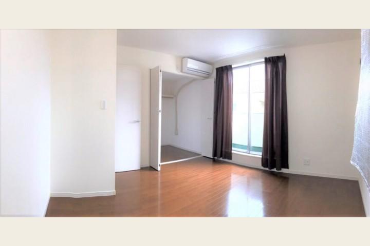 寝室7.5畳